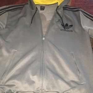 Men's adidas Jacket..Offers Welcomed within reason